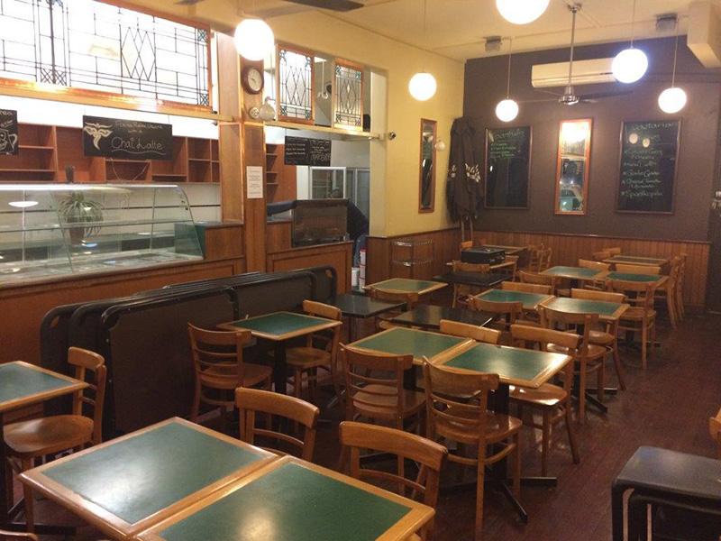 Panache Cafe